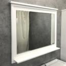 """Зеркало COMFORTY """"Феррара-100"""", белый глянец (4147993)"""