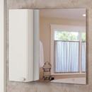 """Зеркало-шкаф COMFORTY """"Неаполь-100"""", белый глянец (4139023)"""