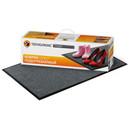 Коврик подогреваемый Теплолюкс-carpet 80х50 серый