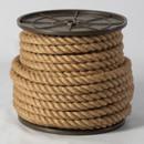 Веревка джутовая д 20 мм, 40 м (катушка)