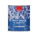 Грунт-эмаль по ржавчине быстросохнущая 3 в 1 Neomid белый, 0,9 кг