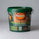 Декоративно-защитная пропитка д/пиленой древесины Pinotex Focus Орех, 5л