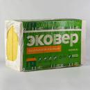 Утеплитель Эковер Экофасад 1000x600x100 мм 4 штуки в упаковке