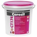 Штукатурка декоративная Ceresit CT174 камешковая, зерно 2,0 мм, 25 кг