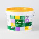 Краска Marta Eco для гостиных и спален белая 14кг