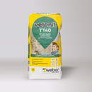 Штукатурка цементная универсальная Weber Vetonit TT40 25 кг