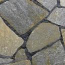 Камень натуральный Серицит (толщина 1-3см), 30кв.м