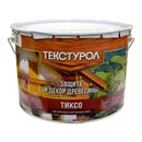 Средство для длительной защиты древесины Текстурол Тиксо б/цветный, 10 л