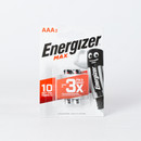 Батарейки алкалиновые Energizer Мах AAA - 2 шт на блистере