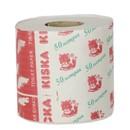 Бумага туалетная со втулкой 1 слойная