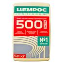 Цемент Евроцемент М-500 Д20 ЦЕМ II А-Ш 42,5 Н 50кг