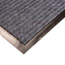 Коврик грязезащитный Двухполосный, серый, 40х60 см.