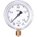 Манометр радиальный 16 бар (кгс/см2), d=100мм, M20x1.5, МТ-100