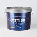 Краска для стен и потолков OTTISK моющаяся, база А, 10л
