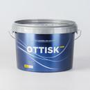 Краска для стен и потолков OTTISK моющаяся, база А, 2,5л