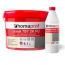 Клей Homaprof 797 K2 PU для резиновых покрытий, 7кг