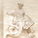Керамическая плитка Itaka beige panno 2 Gracia Ceramica 500х600 (1-й сорт)