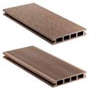 Паркет террасный Древесно полимерный СМ Decking Natur Венге, (3 шт в пачке 1,21м2), 3000х135х25 мм