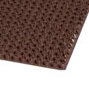 Щетинистое покрытие Standart, коричневый, 0,9х15 м.