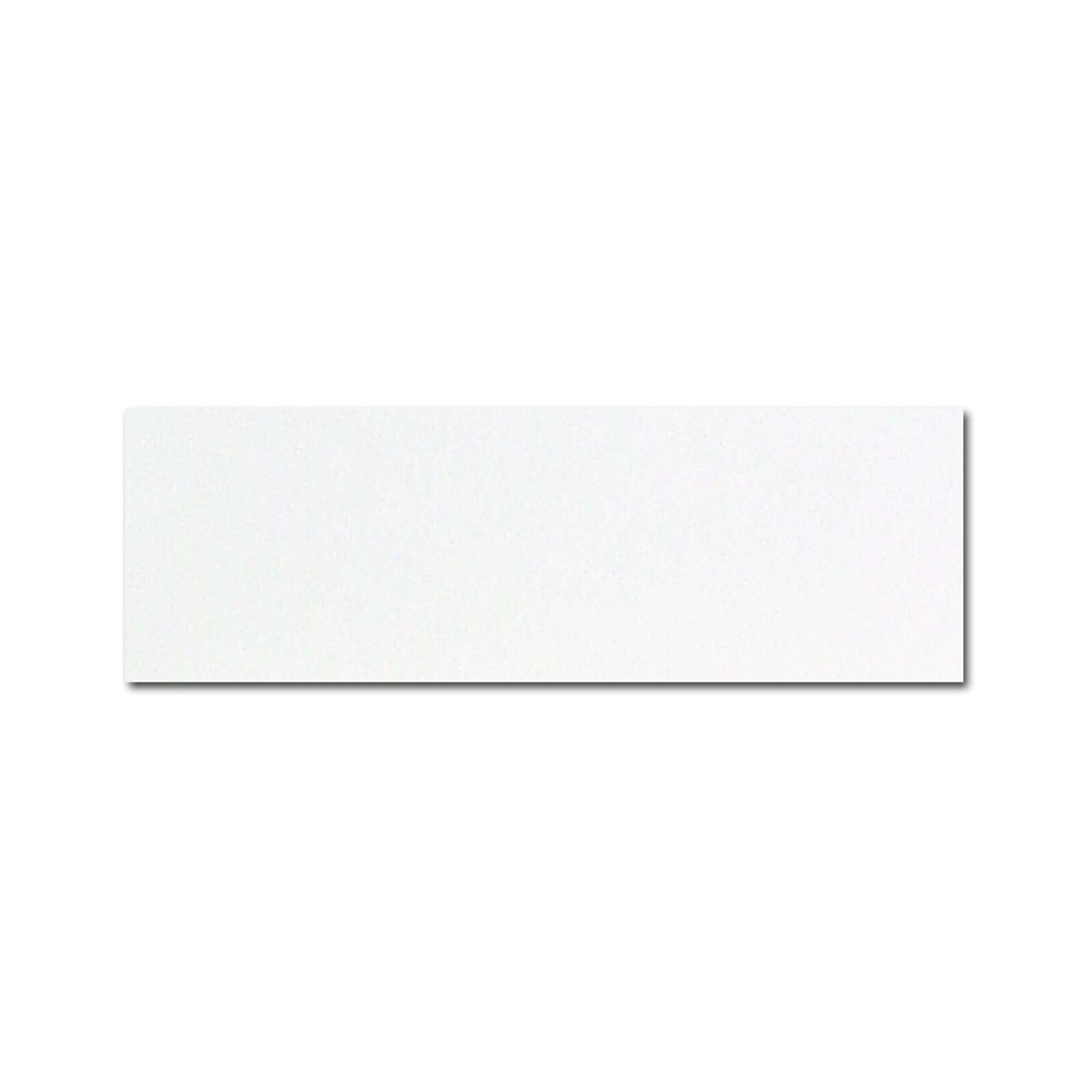 Кромочная лента меламиновая с клеем 19мм белая (5м) Element