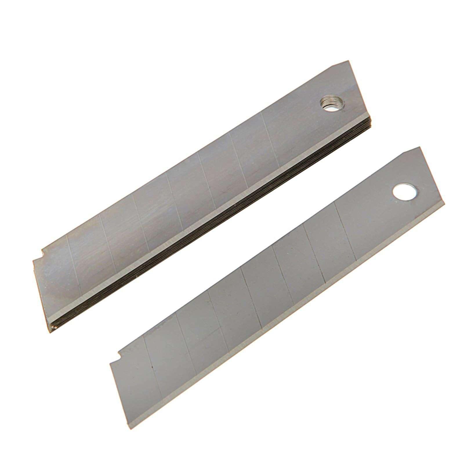"""Лезвия для ножей """"TUNDRA"""" сегментированные 18х0,4 мм 10шт/уп"""
