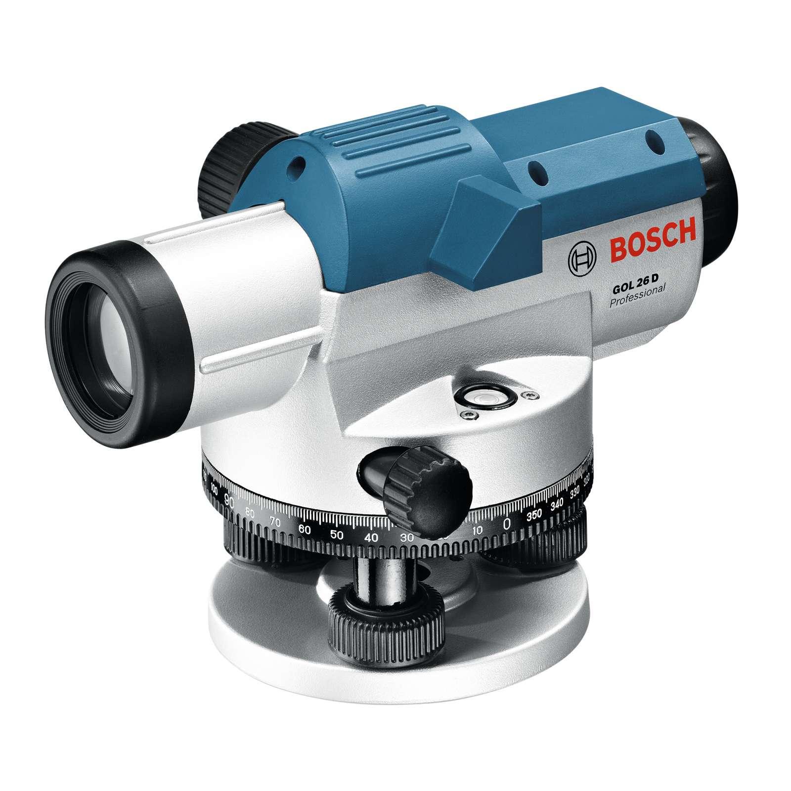 Нивелир лазерный BOSCH GOL 26 D