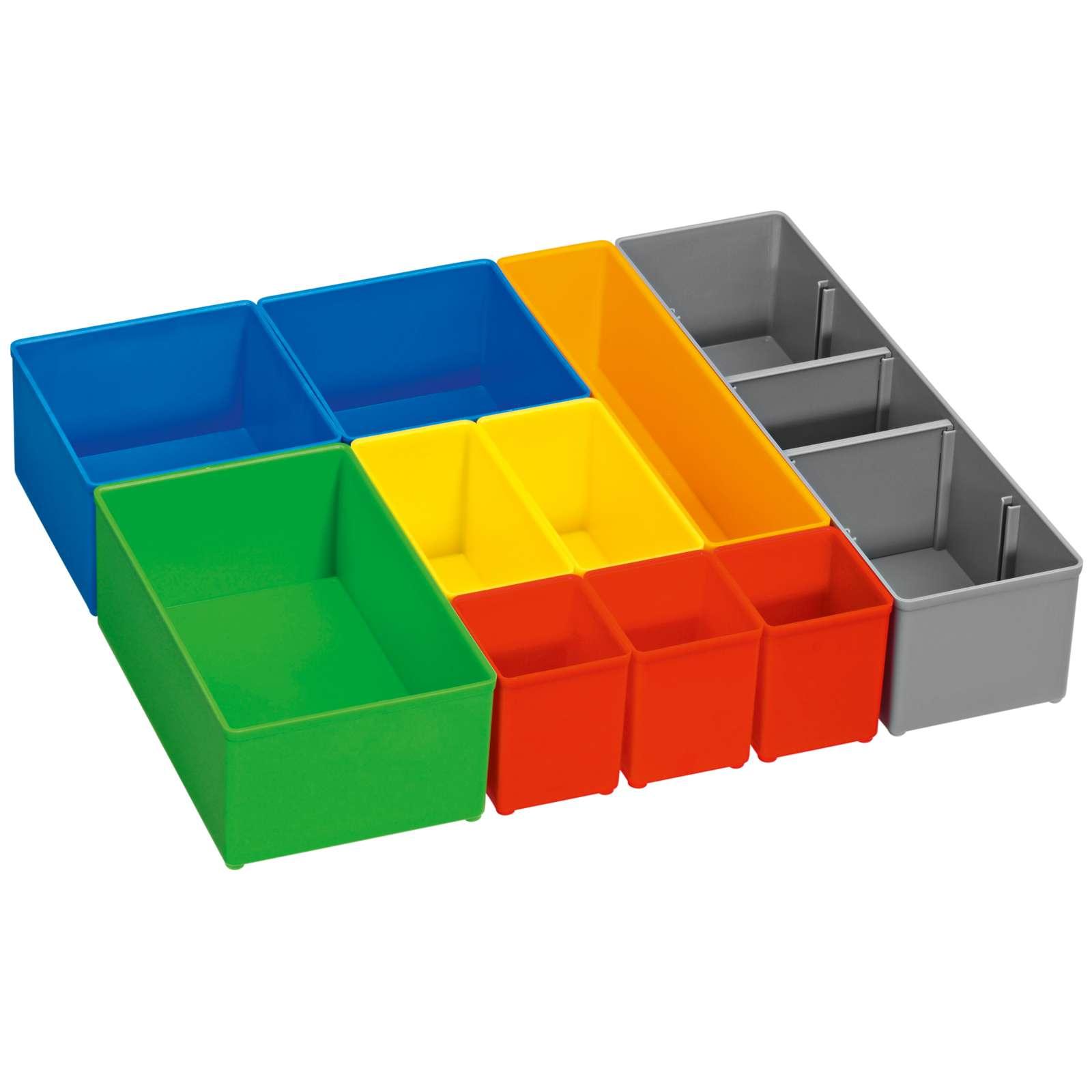 Контейнеры для хранения мелких деталей Комплект i-BOXX 72 inset box, 10шт.