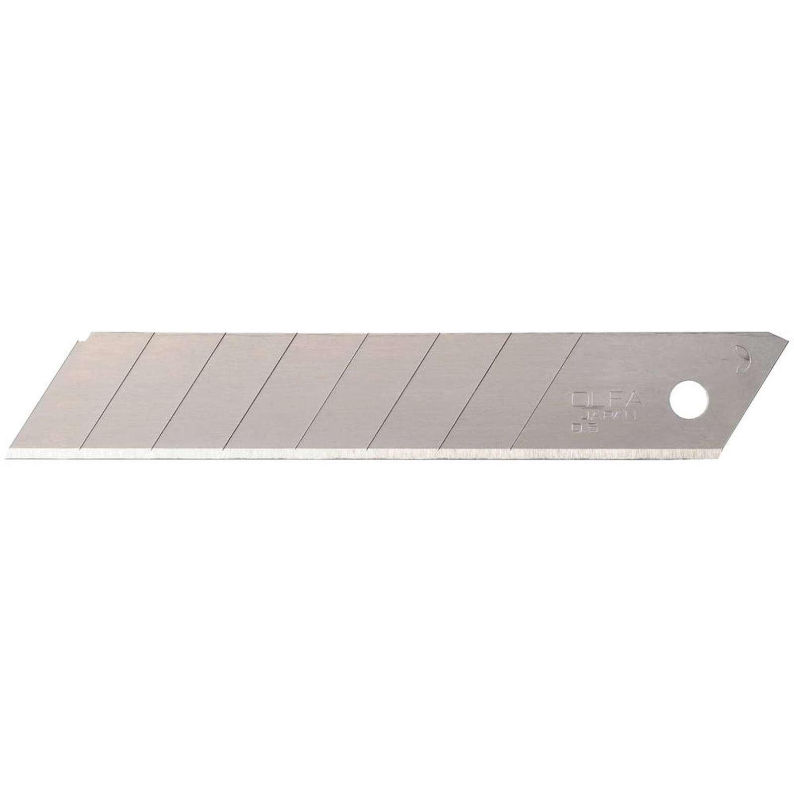 Лезвие сегментированное Olfa, 18×100×0,5 мм, 10 шт