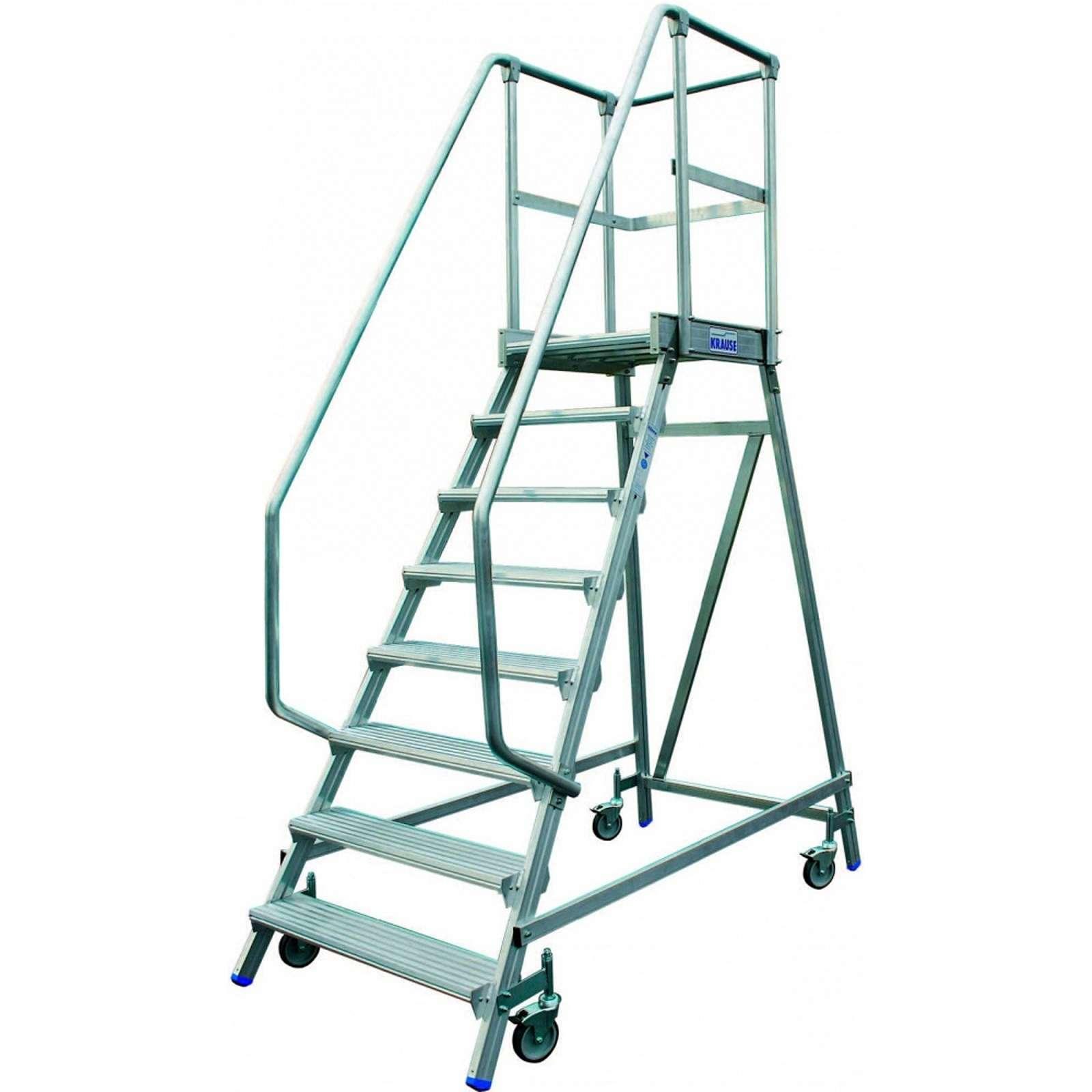 Лестница-платформа Krause, 390 см