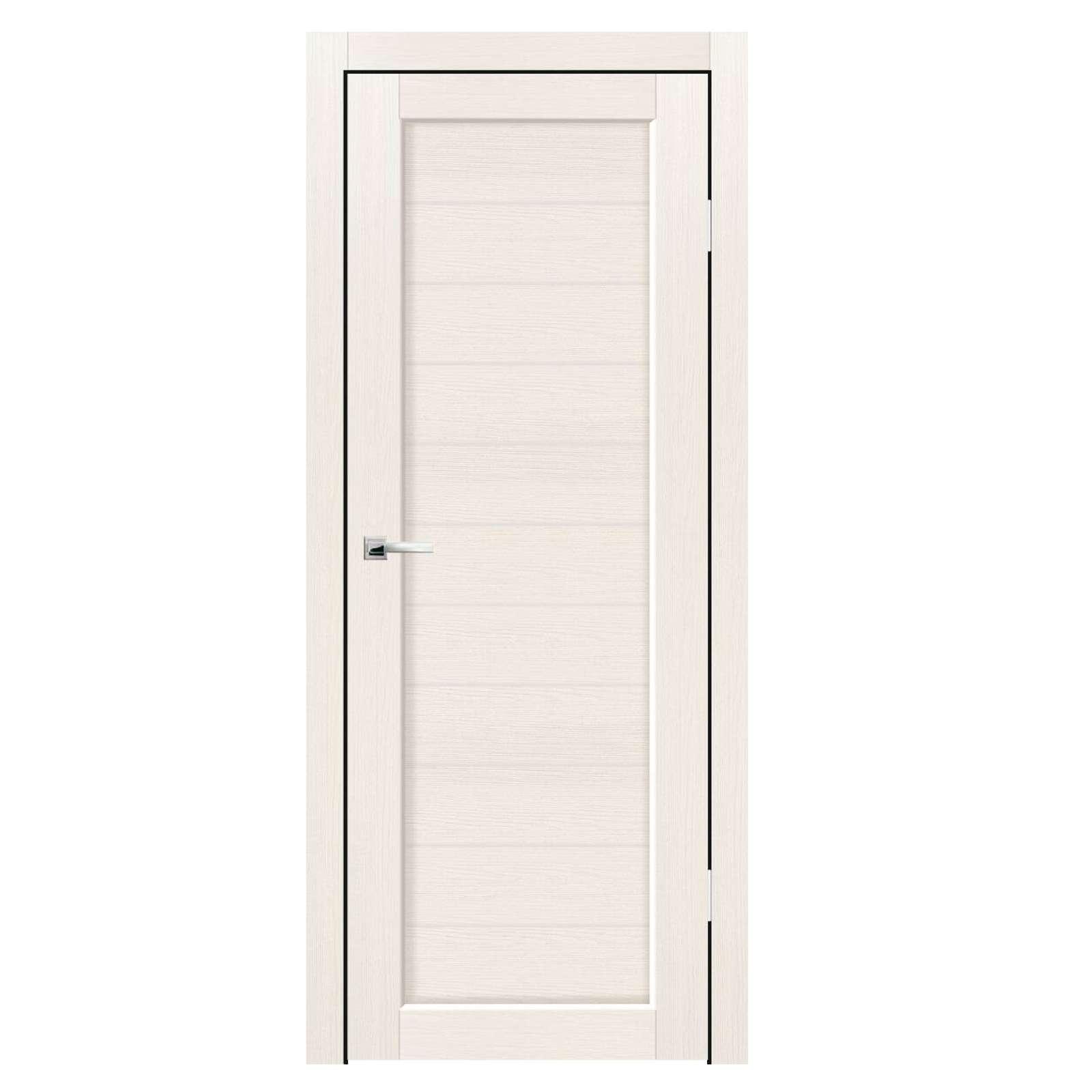 Дверное полотно Синержи Легро, Дуб молочный, ПДГ 700Х2000ММ
