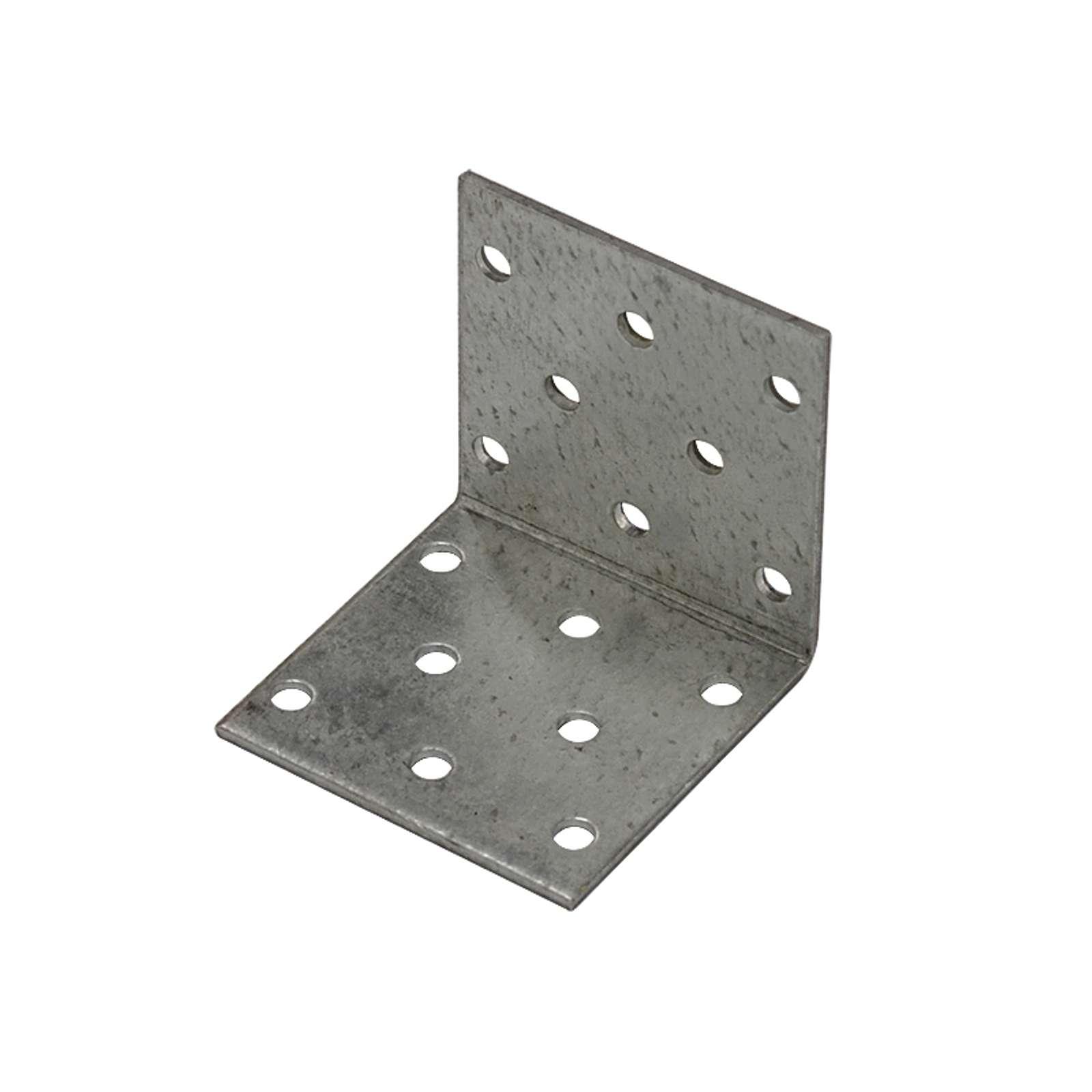 Уголок крепежный равносторонний KUR 50x50x50 (200 шт в УП, БЕЗ ШК)