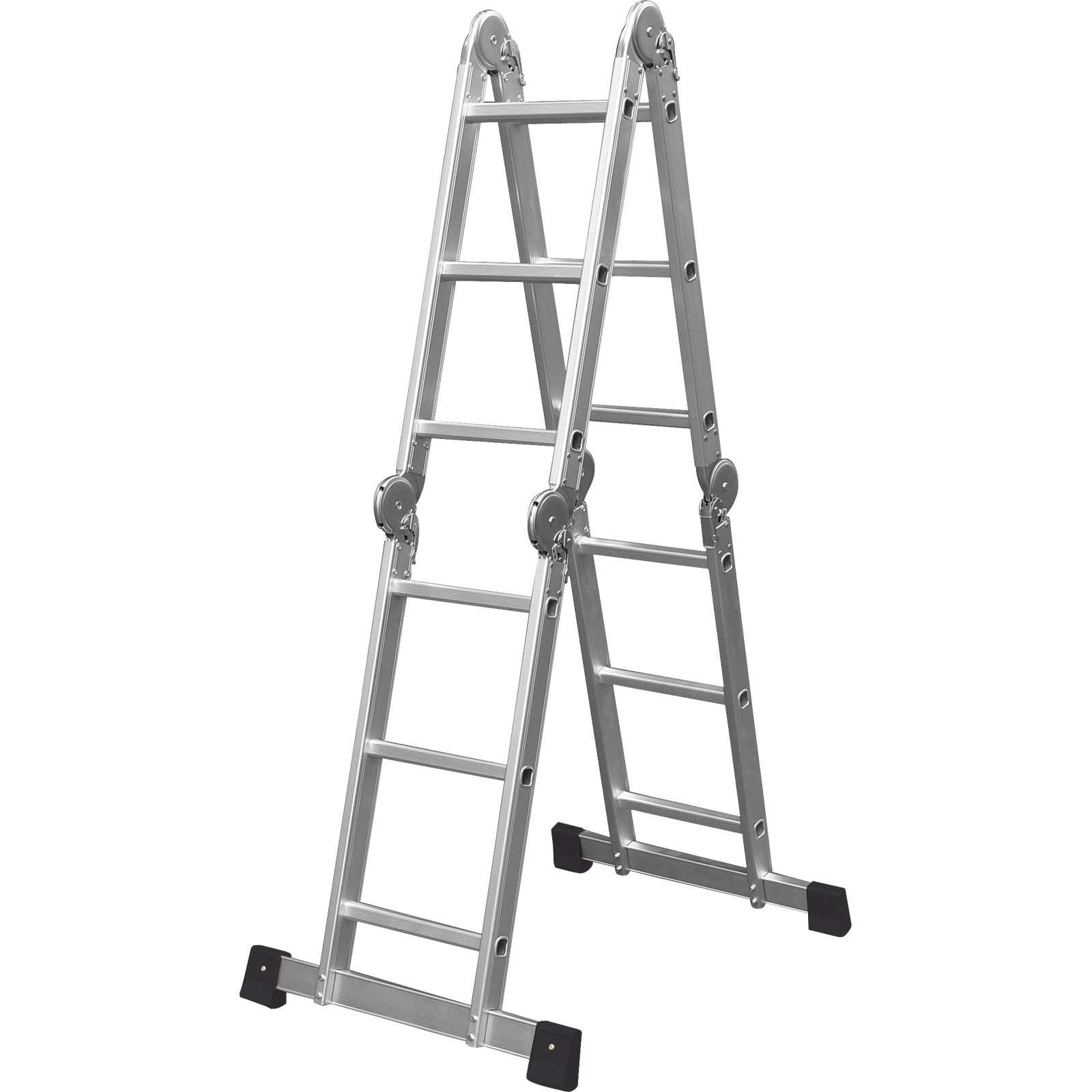 Четырехсекционная лестница Кратон, 372 см