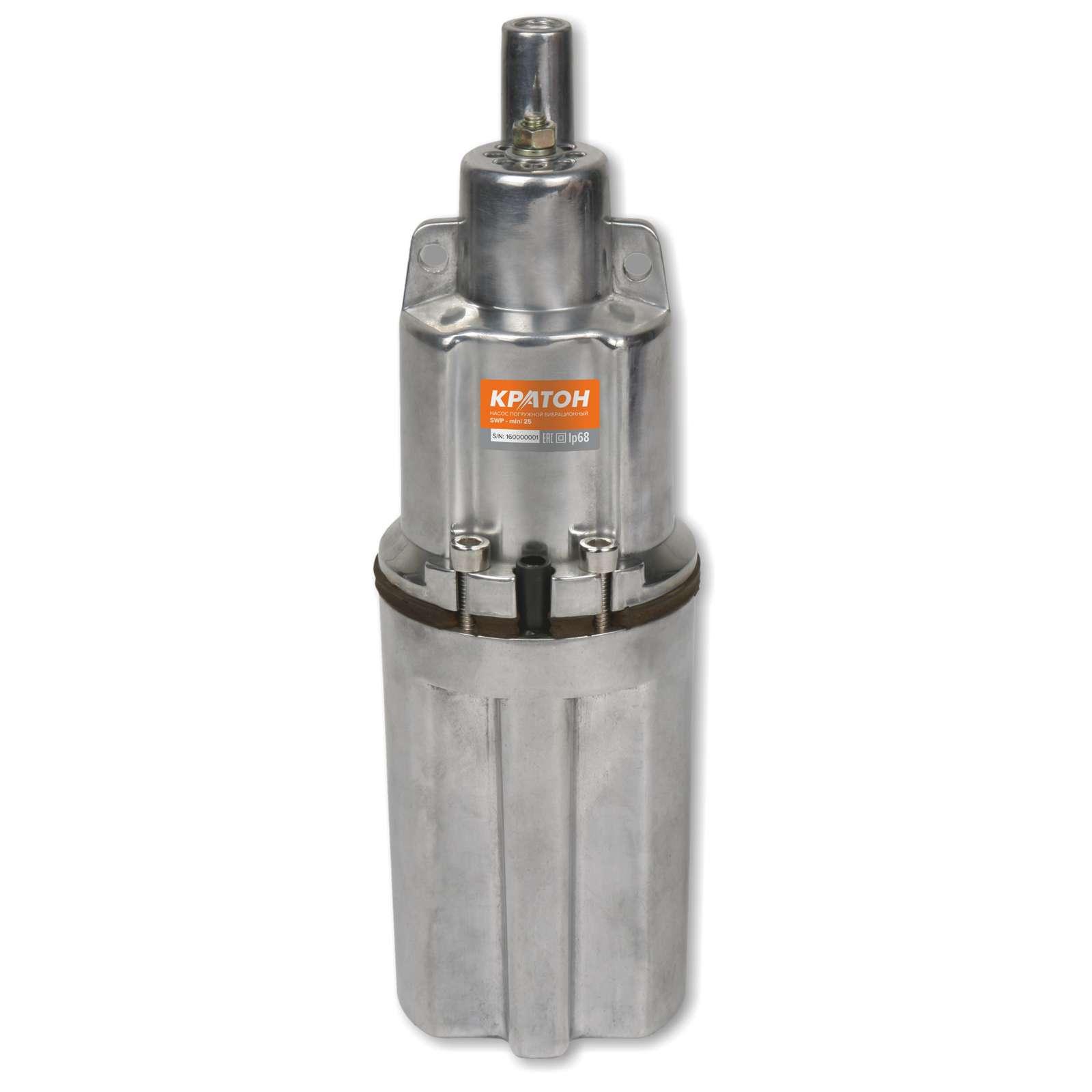 Насос погружной вибрационный Кратон SWP-mini 16