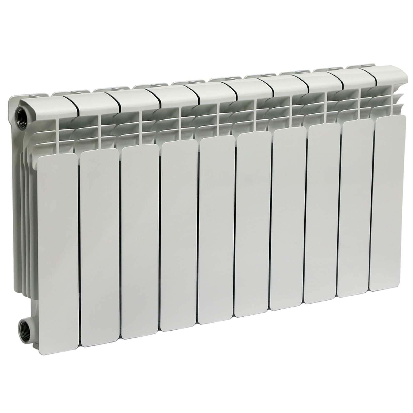 Радиатор алюминиевый RIFAR Alum 350 10 секций VR