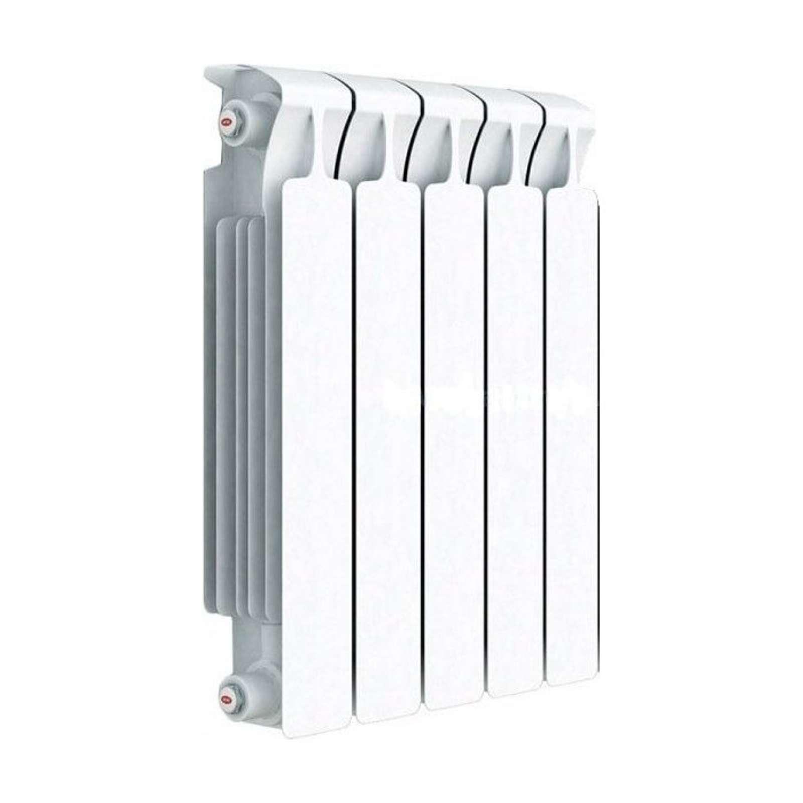 Радиатор биметаллический RIFAR Monolit 350 5 секций НП прав (MVR)
