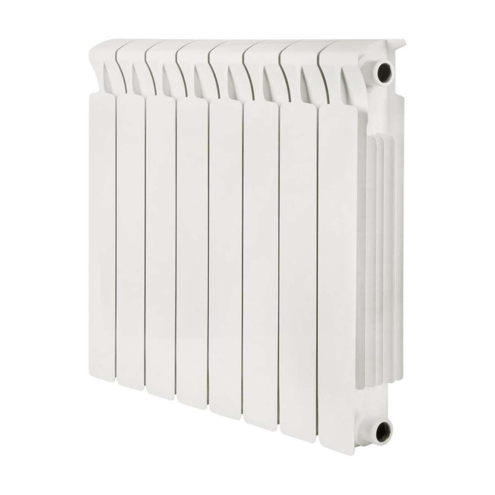 Радиатор биметаллический RIFAR Monolit 350 8 секций НП лев (MVL)