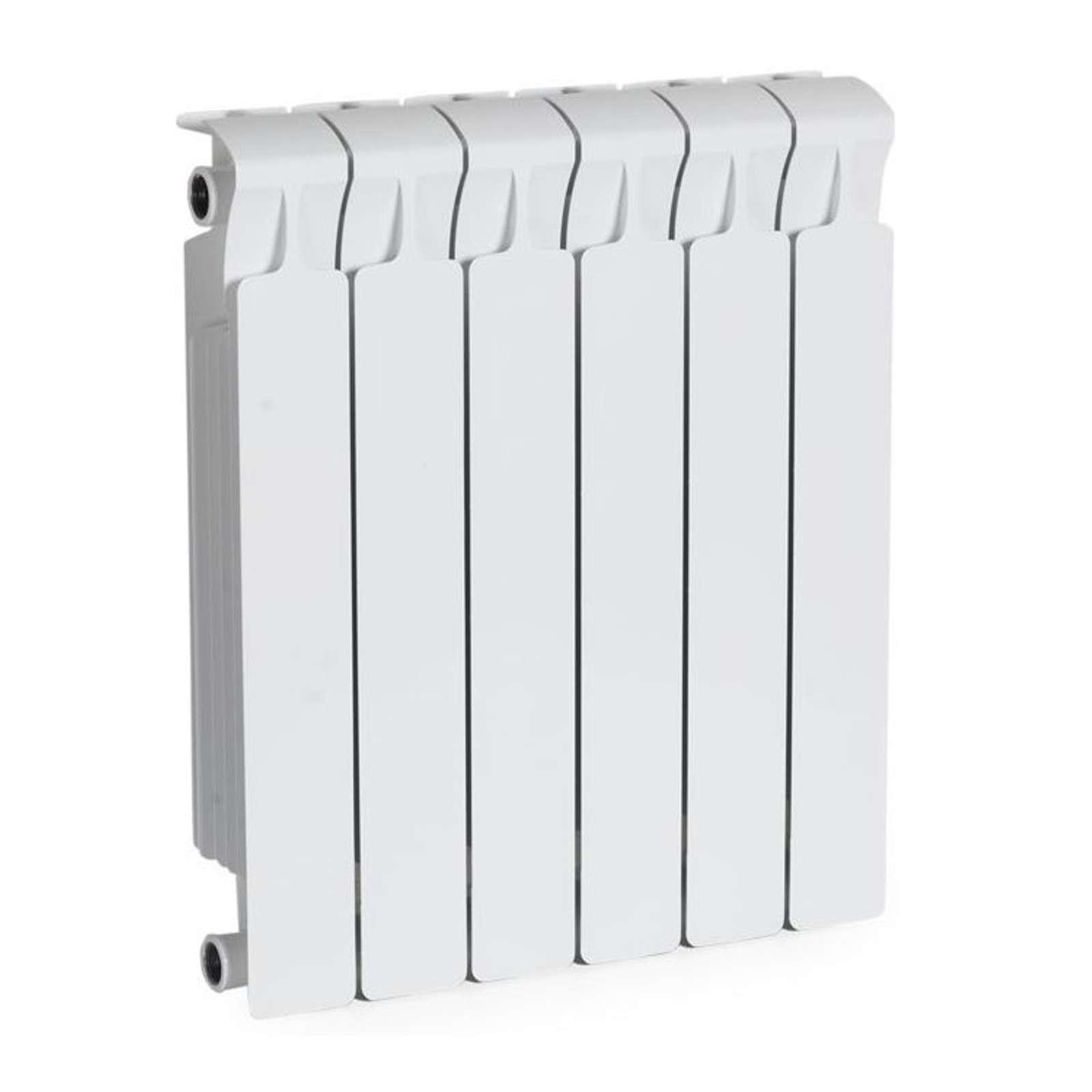 Радиатор биметаллический RIFAR Monolit 500 6 секций НП прав (MVR)