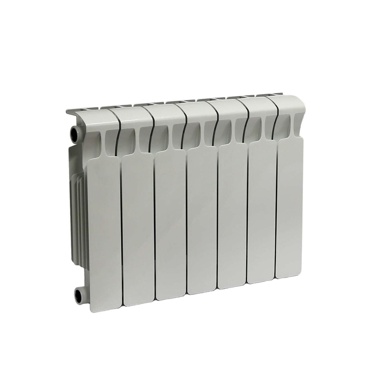 Радиатор биметаллический RIFAR Monolit 500 7 секций НП лев (MVL)