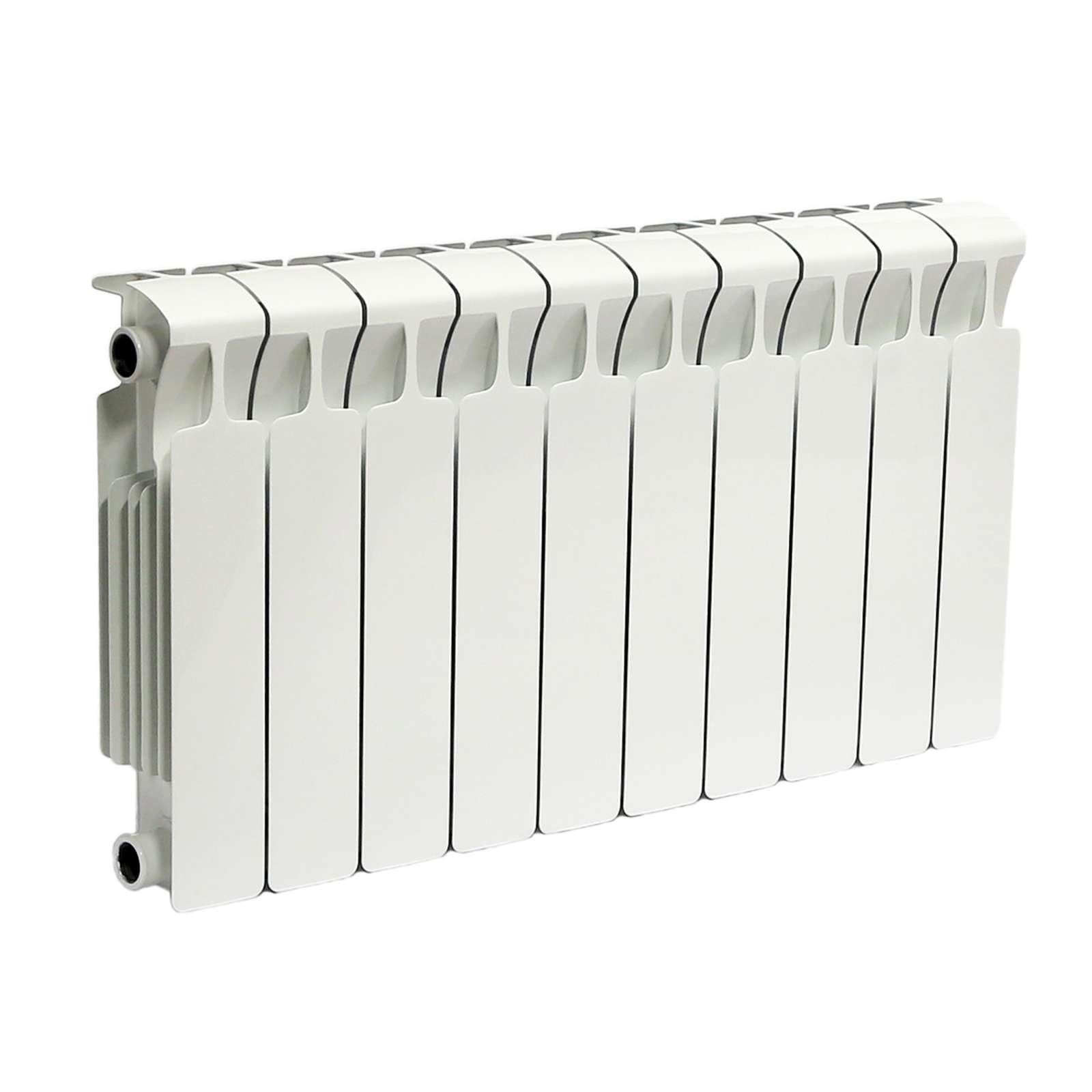 Радиатор биметаллический RIFAR Monolit 500 10 секций