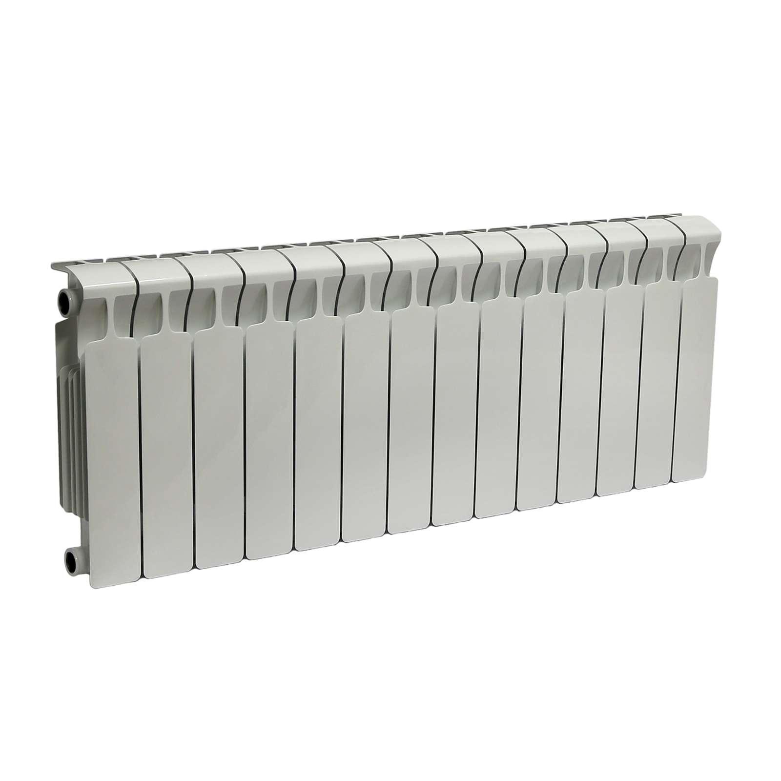 Радиатор биметаллический RIFAR Monolit 500 14 секций НП прав (MVR)