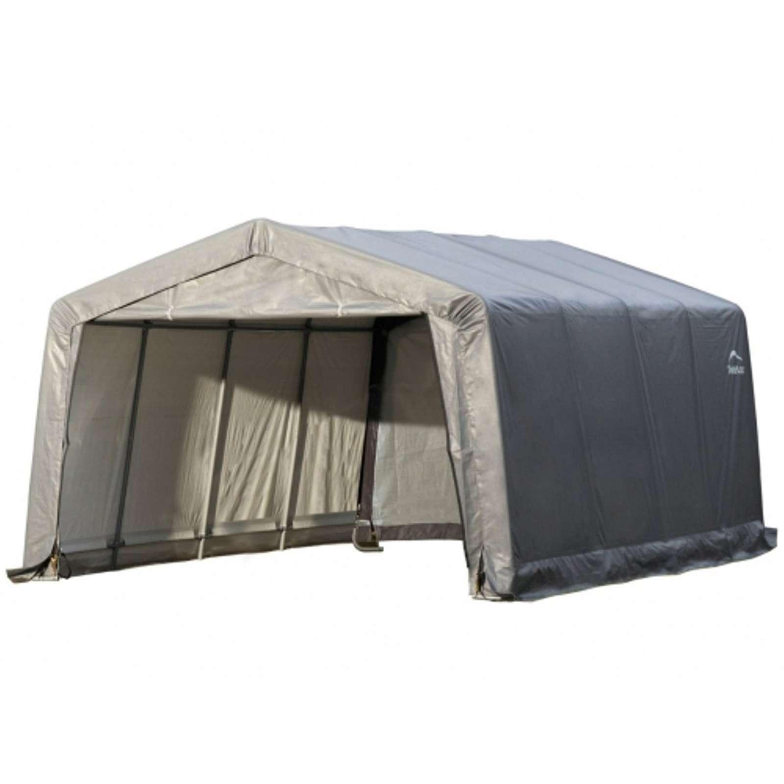 Гараж в коробке ShelterLogic 3,7x6,1x2,4м