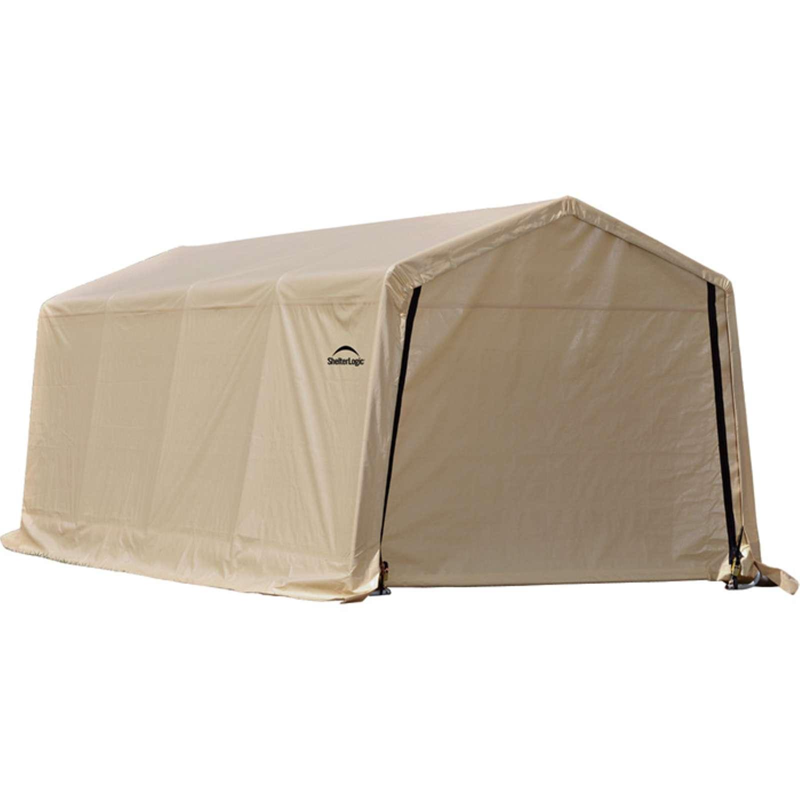 Гараж в коробке ShelterLogic 3x6,1x2,4м