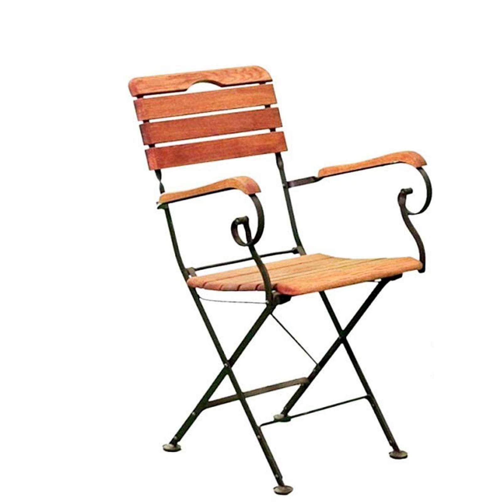 Кресло-стул с подлокотниками Holzhof