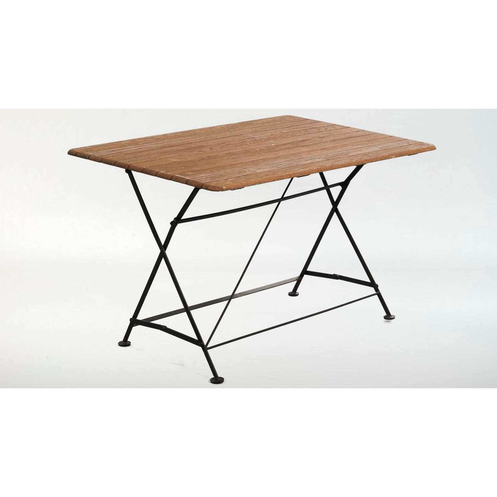 Стол прямоугольный 120 х 80 см, Holzhof