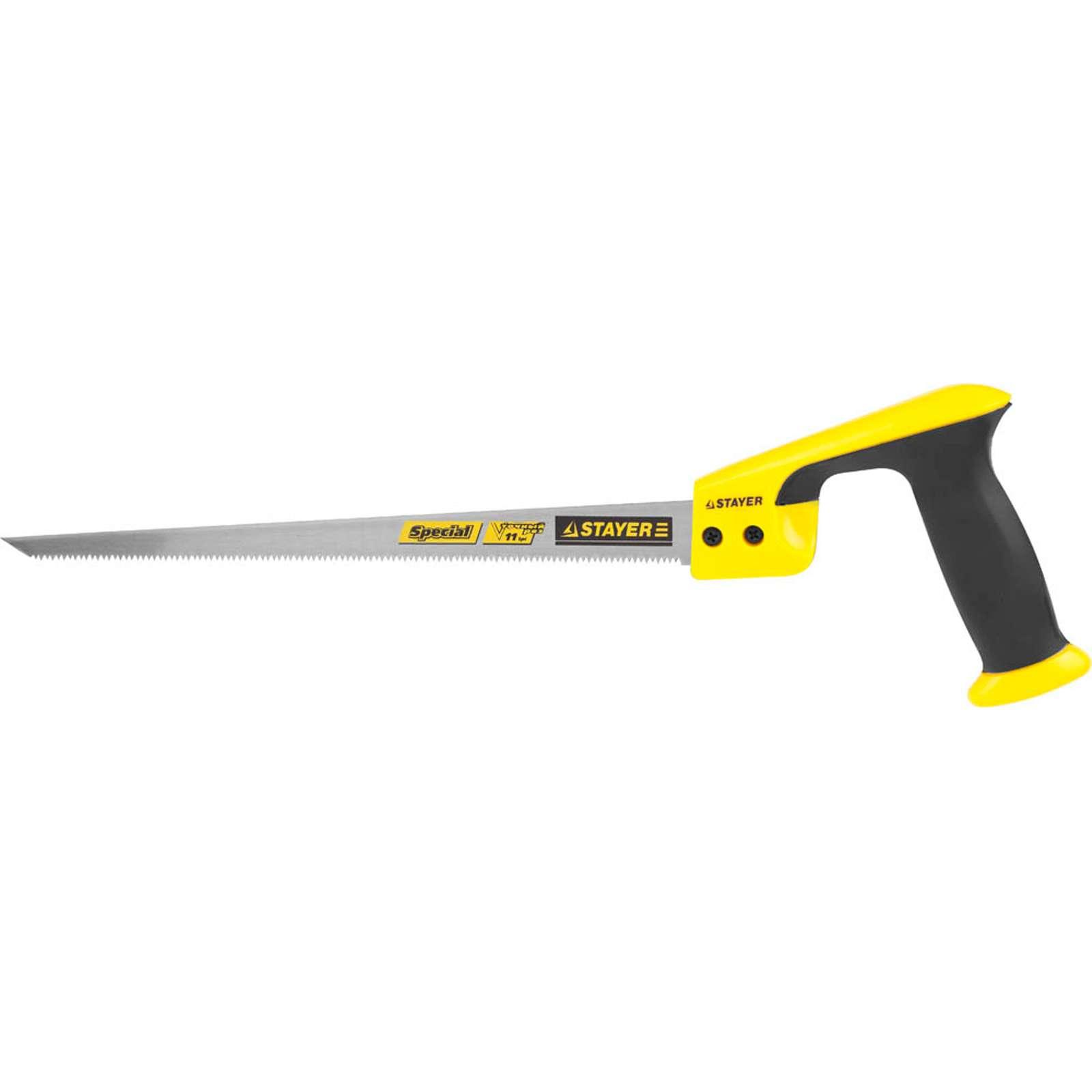 Ножовка выкружная Stayer Compass, 300 мм