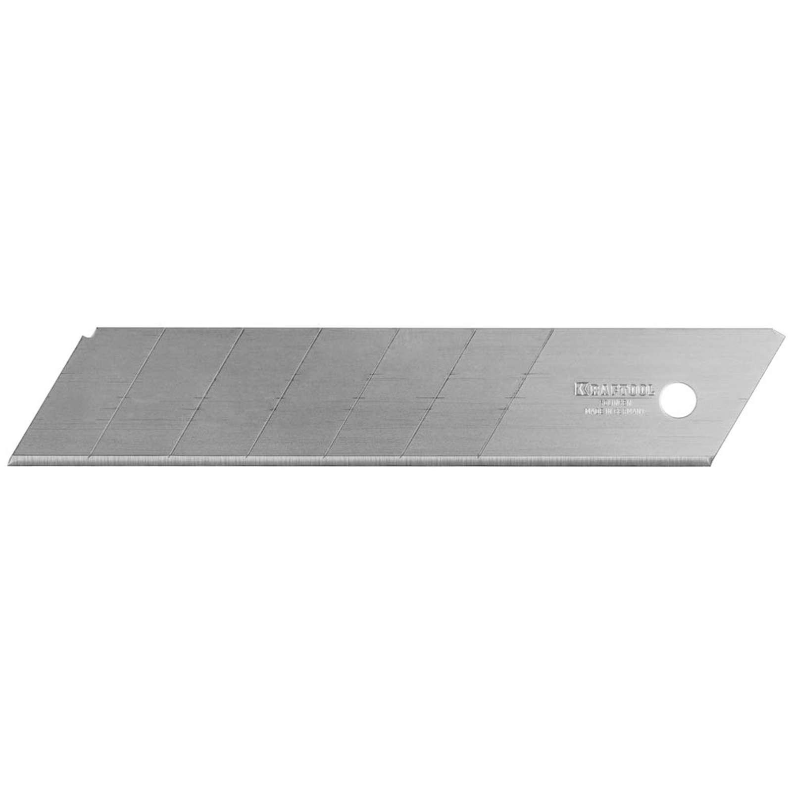 Лезвие сегментированное Kraftool Pro Solingen 09607-25-S5, 7 сегментов, 25 мм, 5 шт