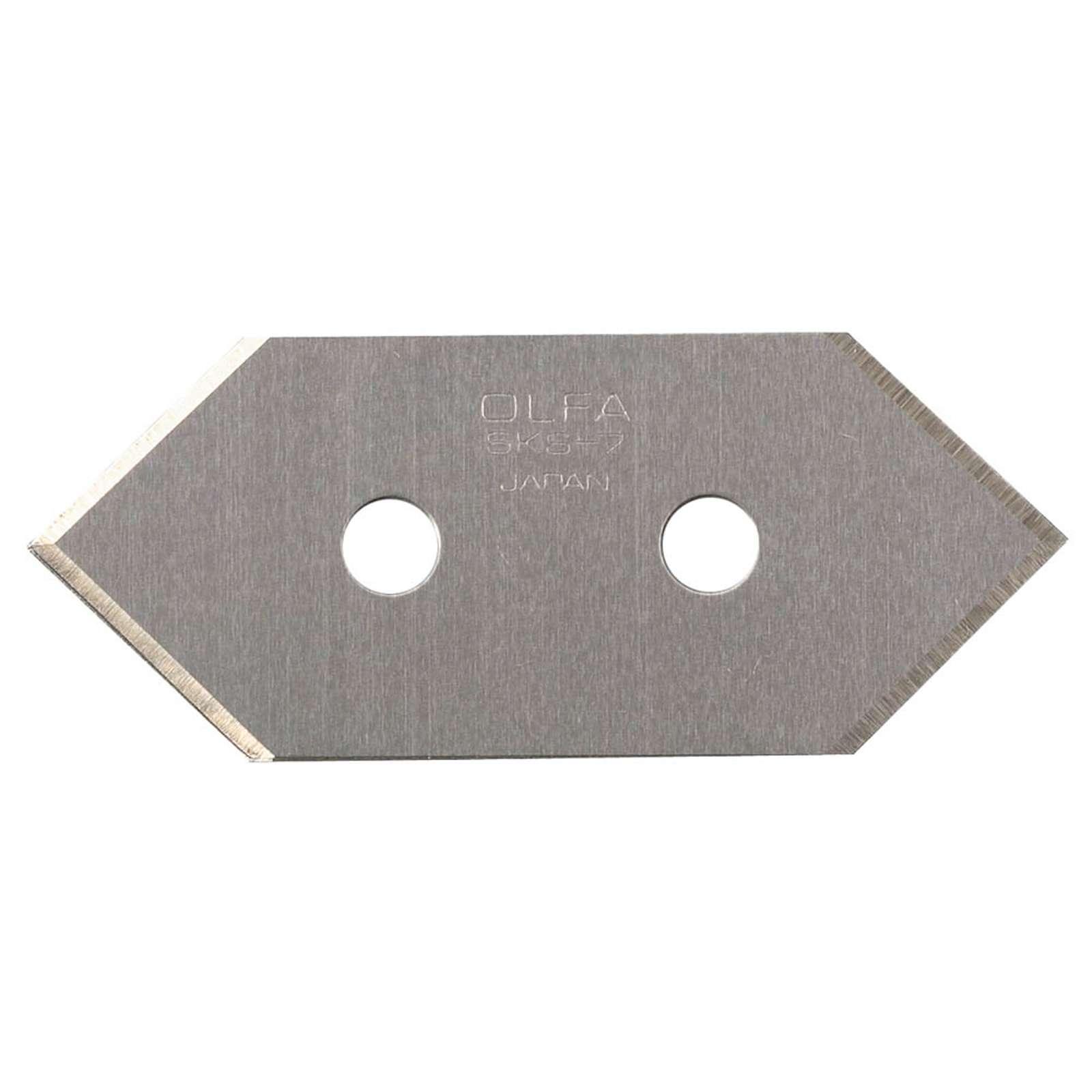 Лезвия OLFA для ножа MC-45/2B, 20(14)х49х0,3мм, 5шт