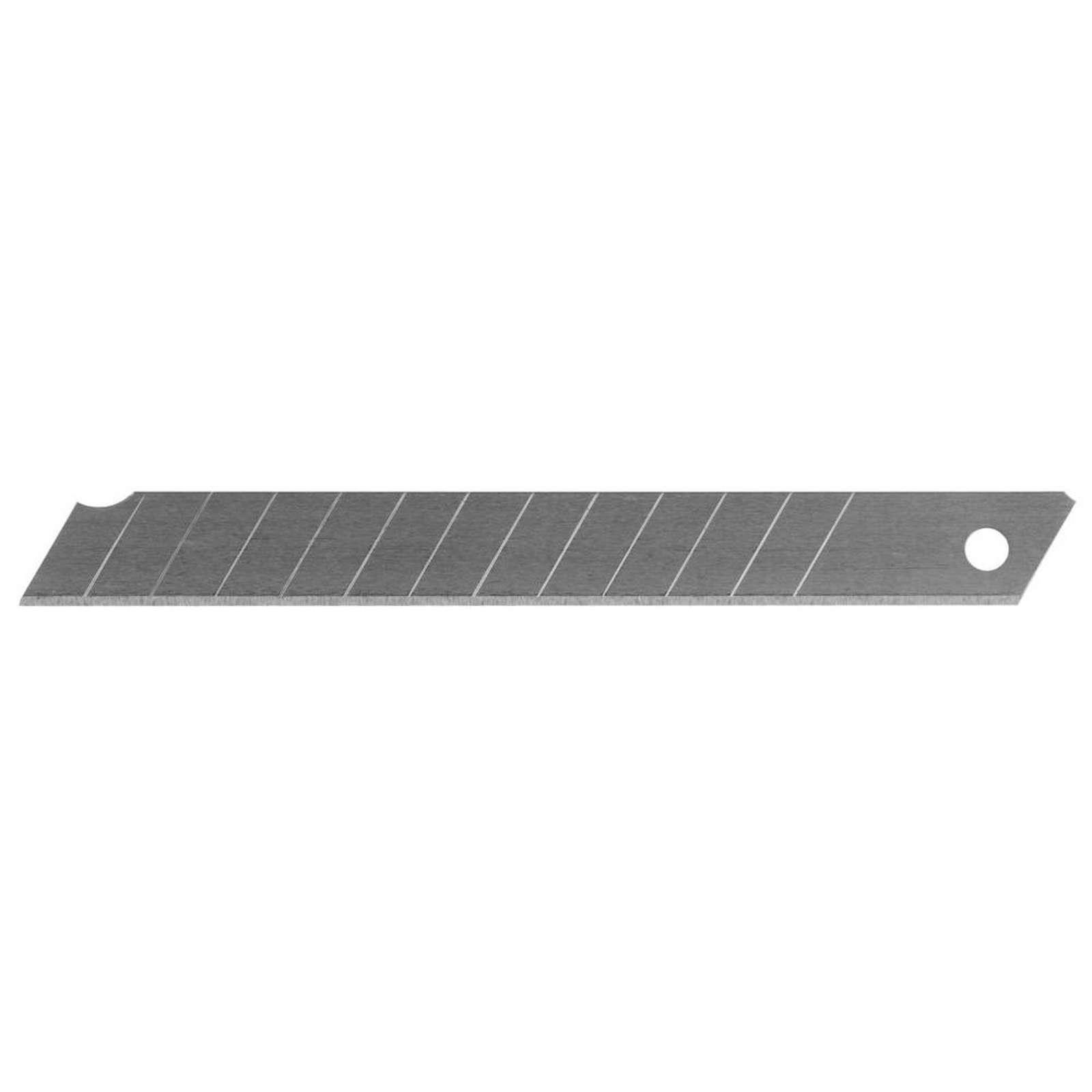 Лезвия сегментированные Stayer Standard, 9 мм, 10 шт