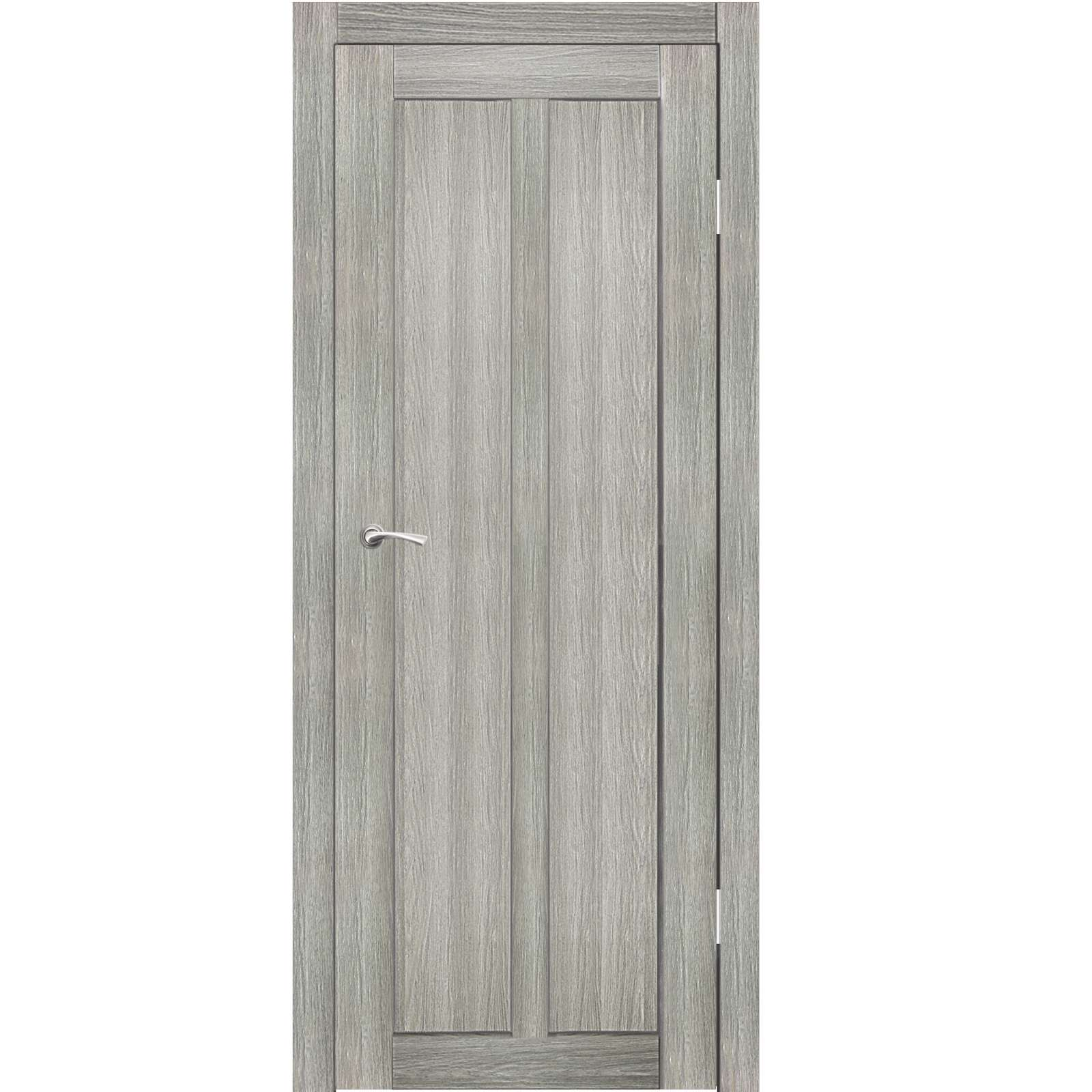 Полотно дверное глухое Орта СИНЕРЖИ ель ПВХ, ПДГ 600х2000мм