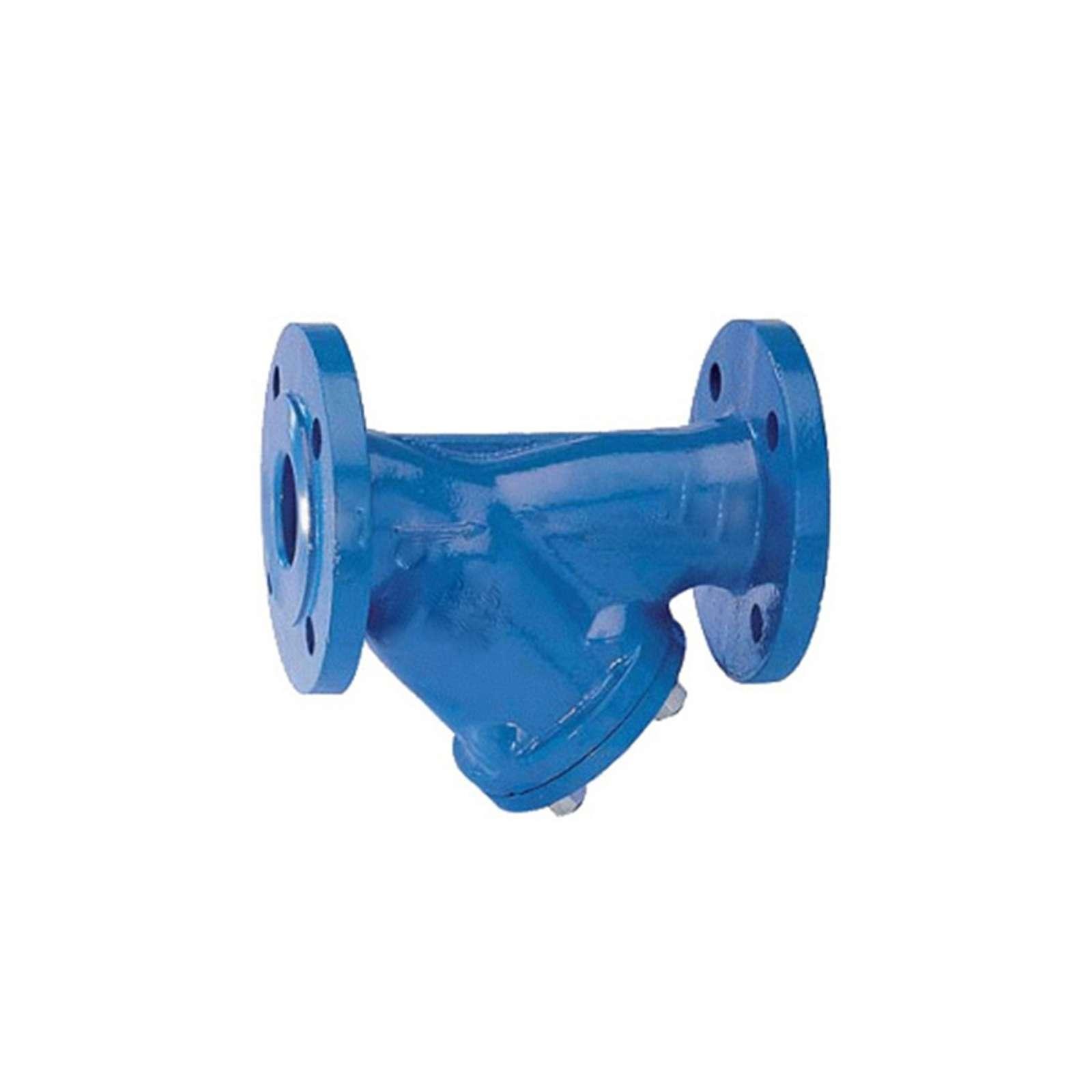 Фильтр чугунный сетчатый фланцевый Ду 125 Ру 16 КНР